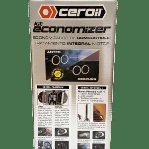 aditivos ceroil Kit Economizer Auto - Tratamiento Pre-ITV