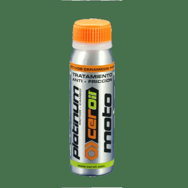 Aditivo antifricción cerámico - PLATINUM Moto (100ml)