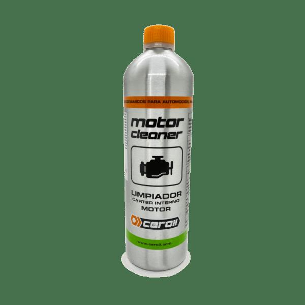 aditivos ceroil Limpia cárter interno (1L) - MOTOR CLEANER