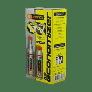 aditivos ceroil Aditivos para tratamiento ITV - Kit Economizer