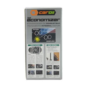 aditivos ceroil Aditivos para Tratamiento Pre-ITV Coche- Kit Economizer