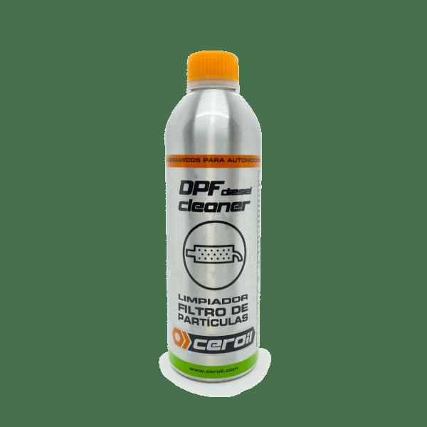 aditivos ceroil Limpiador filtro partículas - DPF Cleaner 500ml