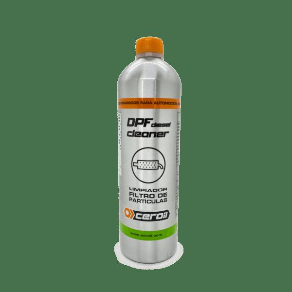 aditivos ceroil Limpiador filtro de partículas - DPF CLEANER (1L)
