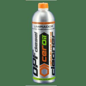 Aditivo limpiador de filtro de partículas - DPF CLEANER (1L)