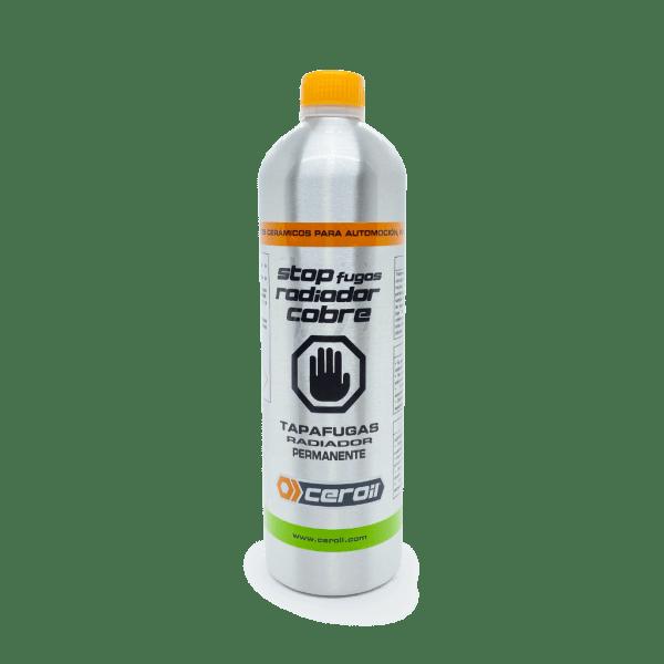 aditivos ceroil Tapa fugas radiador COBRE 1L