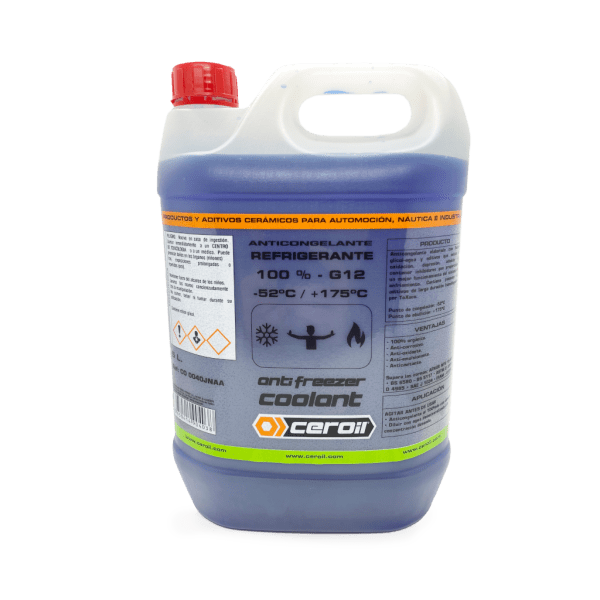 aditivos ceroil Anticongelante Refrigerante G-12 100%