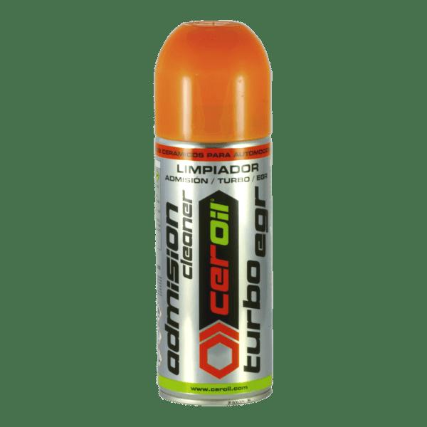 aditivos ceroil Aditivo limpiador de residuos - ADMISION CLEANER (400ml)