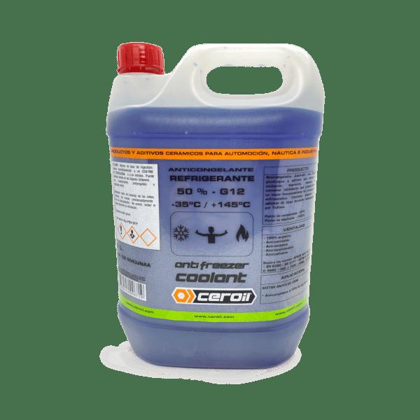 aditivos ceroil Anticongelante Refrigerante G-12 50%