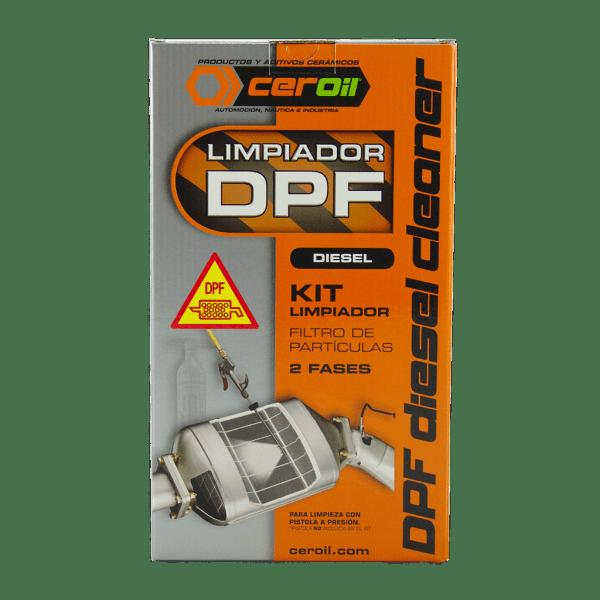 Kit Limpiador Filtro Partículas
