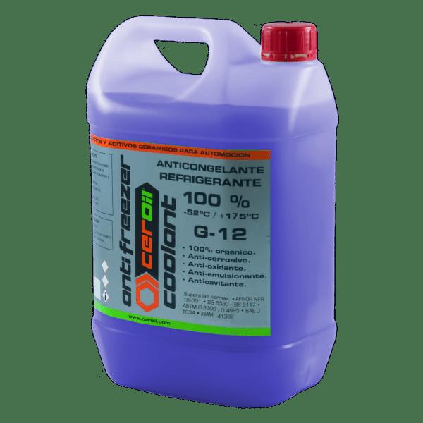 Anticongelante - Refrigerante G-12 100%