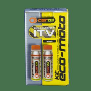 Aditivos para tratamiento ITV Moto