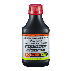 Aditivo limpia Radiadores (500ml) - RADIADOR CLEANER