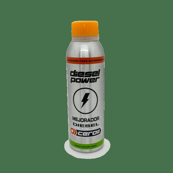 aditivos ceroil Potenciador del gasoil - DIESEL POWER+ (200 ml)