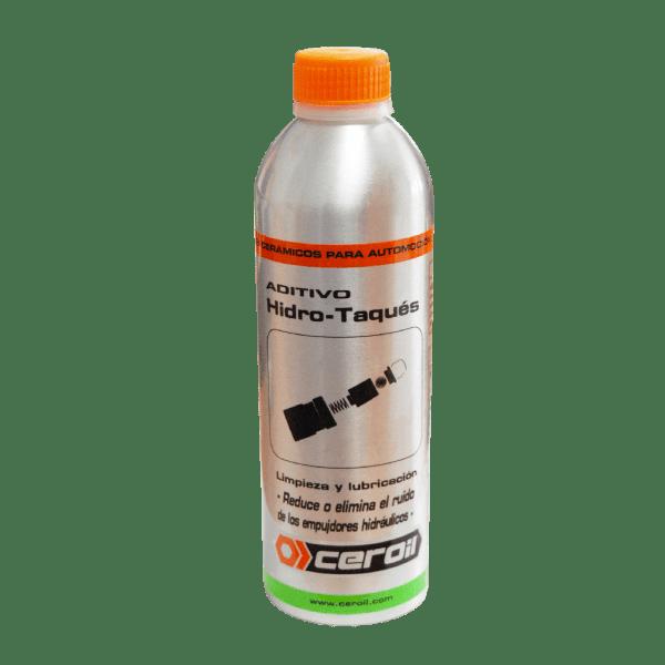 aditivos ceroil Aditivo limpiador conductos de aceite e hidro-taqués 390ml