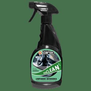 limpiar salpicaderos coche