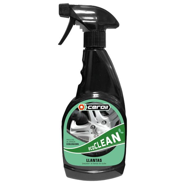 Limpia llantas Ecológico