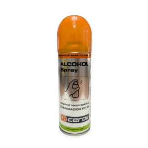 CEROIL ECO CLEAN ALCOHOL SPRAY