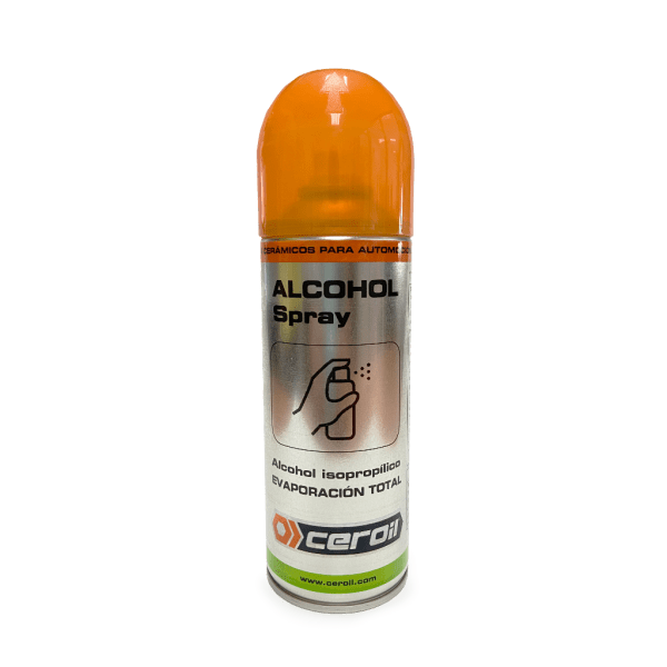 CEROIL ECO CLEAN ALCOHOL SPRAY