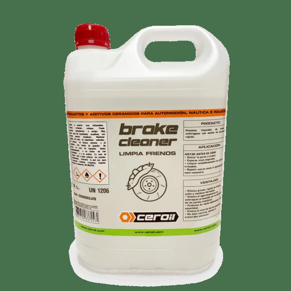 aditivos ceroil Aditivo limpiador de frenos - BRAKE CLEANER (5L)