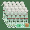 aditivos ceroil SANI-COV PLUS - LIMPIADOR SANITIZANTE MULTIUSOS 5L - Caja 4