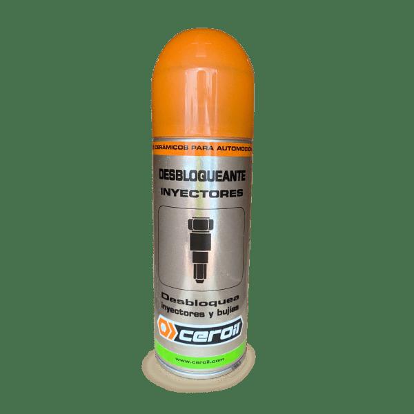 aditivos ceroil Desbloqueante Inyectores 400ml