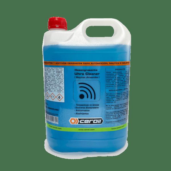aditivos ceroil ULTRA CLEANER 5L - Desengrasante biodegradable
