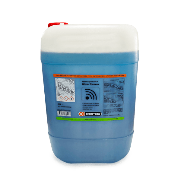 aditivos ceroil ULTRA CLEANER 25L - Desengrasante biodegradable