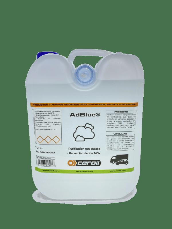 aditivos ceroil AdBlue 10L con boquilla